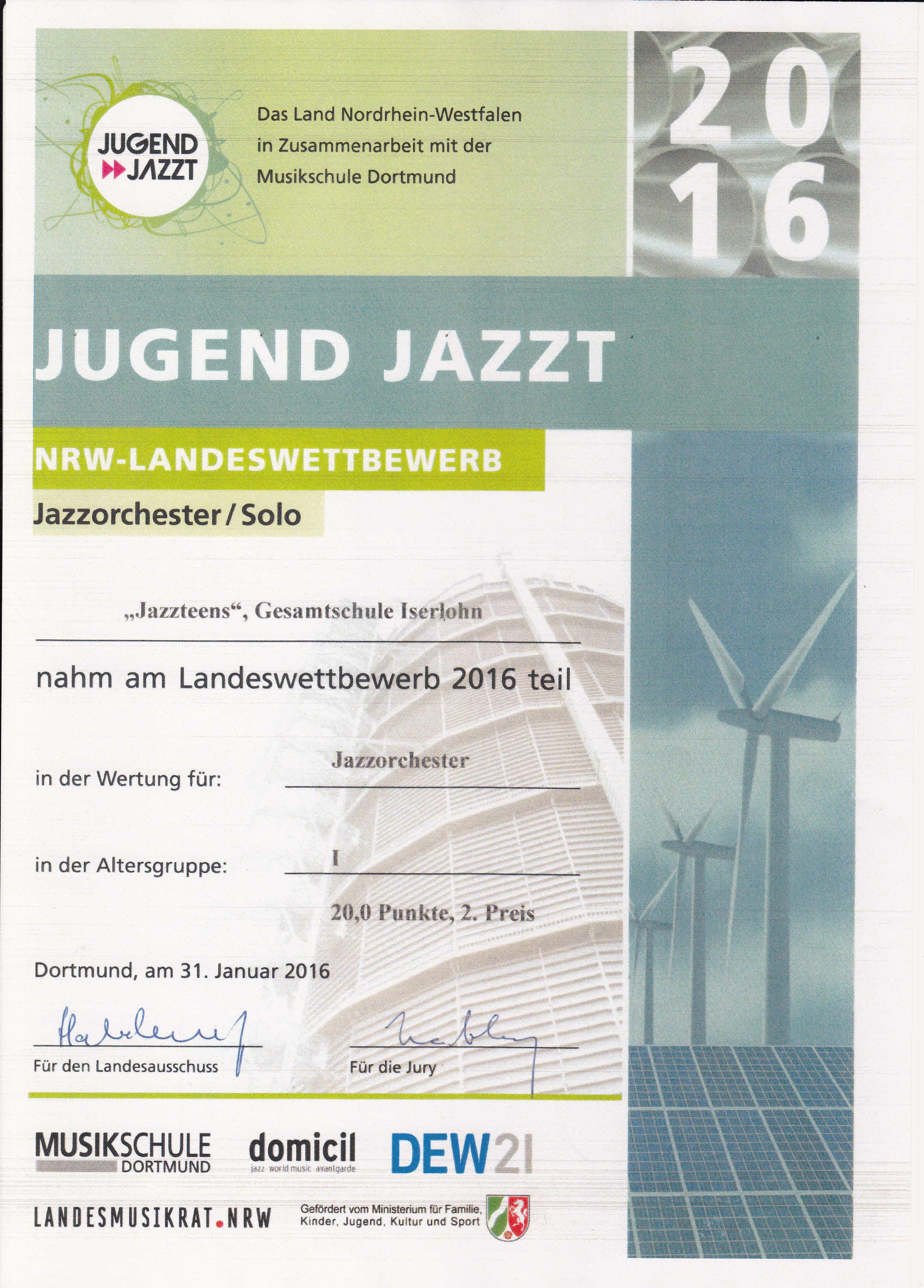 JazzTeens